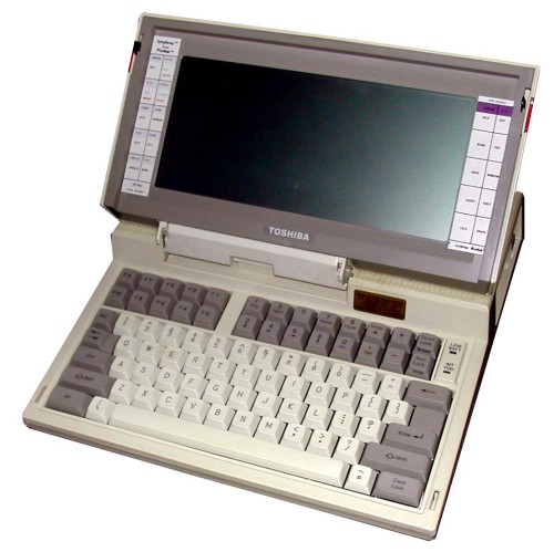 toshibaearlylaptop