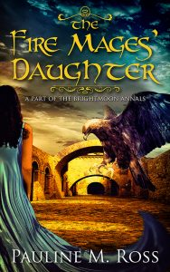 Fire-Mages-Daughter-800 Cover reveal and Promotional